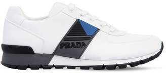 Prada Match Race Cordura Running Sneakers