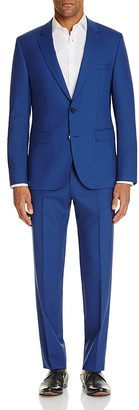 HUGO Solid Regular Fit Suit $795 thestylecure.com