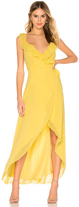 BB Dakota RSVP by Formation Maxi Dress