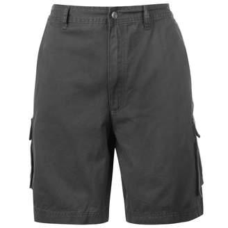 Full Blue Mens Cargo Shorts Pants Trousers Bottoms Cotton Zip Warm