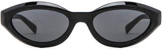 Oliver Peoples x Alain Mikli Desir Sunglasses in Noir Mikli | FWRD