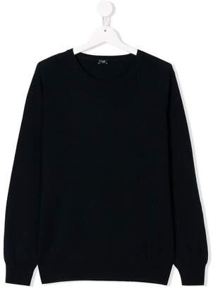 Il Gufo TEEN round neck jumper