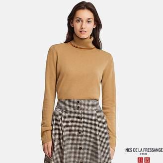 Uniqlo Women's Cashmere Turtleneck Tunic (ines De La Fressange)