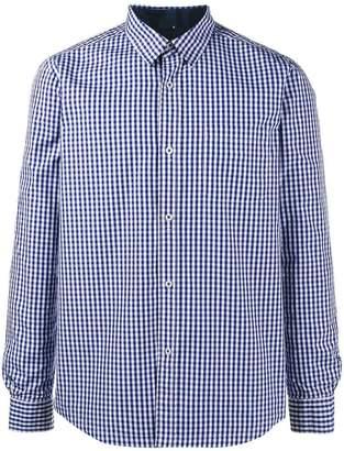Sophnet. Gingham Checked Reversible Shirt