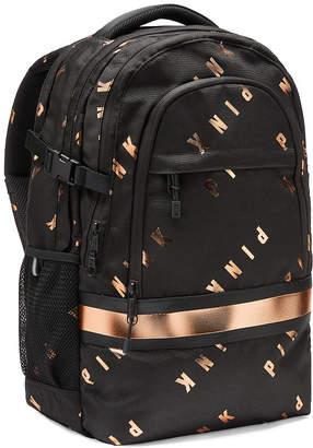 PINK Bling Collegiate Backpack