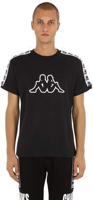 Kappa Logo Bands Jersey T-Shirt