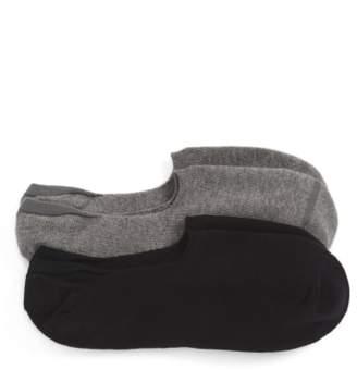 Nordstrom 2-Pack Everyday Liner Socks
