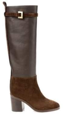 Stuart Weitzman Morrison Suede Knee-High Boots