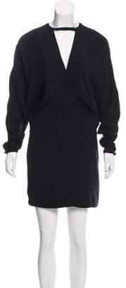 Maiyet Silk Mini Dress