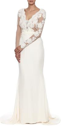 Stephanie D Couture Adeline Gown $820 thestylecure.com