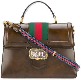 Gucci medium top handle tote