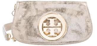 Tory Burch Distressed Leather Crossbody Bag