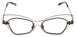 Karen Walker Mrs Brill Cat-Eye Sunglasses