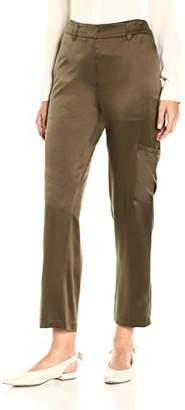 Theory Women's Thorelle.Vintage Satin. Pants