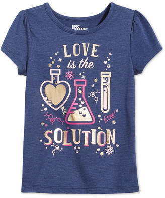 Epic Threads Little Girls Graphic-Print T-Shirt