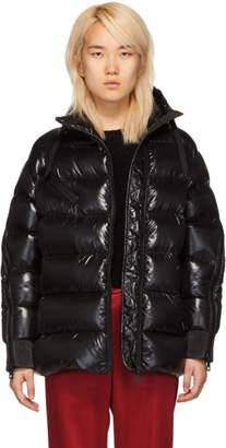 Moncler Black Down Liriope Jacket