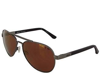 Revo Raconteur RE 1011 00 OR Polarized Aviator Sunglasses