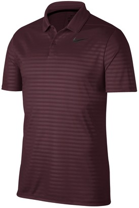 Nike Men's Dry Embossed Essential Regular-Fit Golf Polo