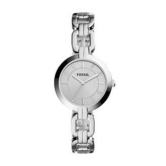 Fossil Women's 'Kerrigan' Quartz Stainless Steel Watch