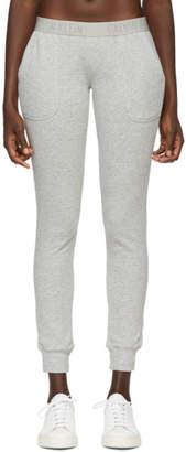 Calvin Klein Underwear (カルバン クライン アンダーウェア) - Calvin Klein Underwear グレー モノクローム ラウンジ パンツ
