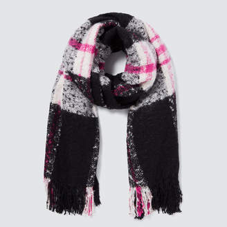 Seed Heritage Winter Check Scarf