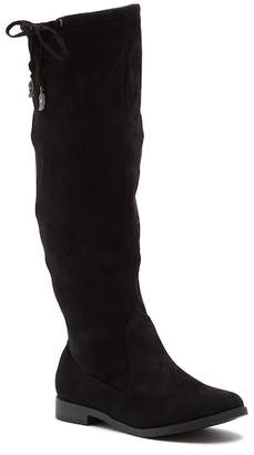 Jessica Simpson Issa Drawstring Boot (Little Kid & Big Kid)