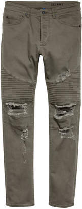 H&M Biker Jeans - Green