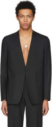 Maison Margiela Black Minimal Blazer