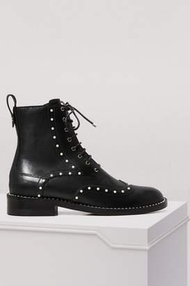 Jimmy Choo Hanah ankle boots