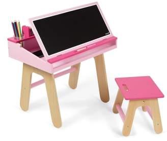 Janod Easel Top Desk & Chair Set