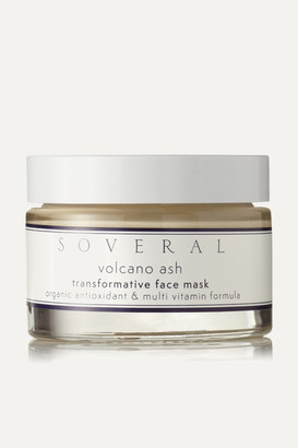 SOVERAL Volcano Ash Transformative Mask, 50ml - one size