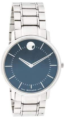 Movado Thin Classic Watch