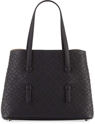 Alaia Studded Mini Tote Bag