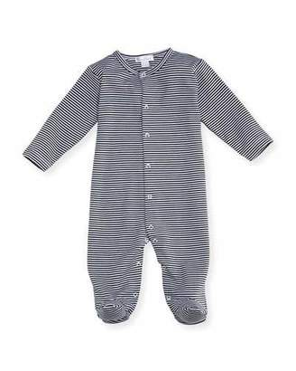 Kissy Kissy Striped Footie Playsuit, Size 0-9 Months
