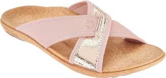 Spenco Orthotic Neoprene Slide Sandals - Lingo