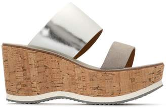Fabio Rusconi wedge mule sandals