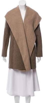 Vince Wool Oversize Coat