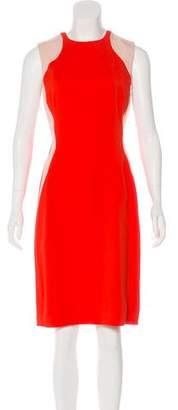 Stella McCartney Colorblock Sheath Dress