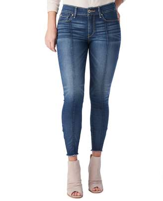 Levi's Denizen From Levis Juniors' DENIZEN from Seamed High-Waisted Ankle Jeggings