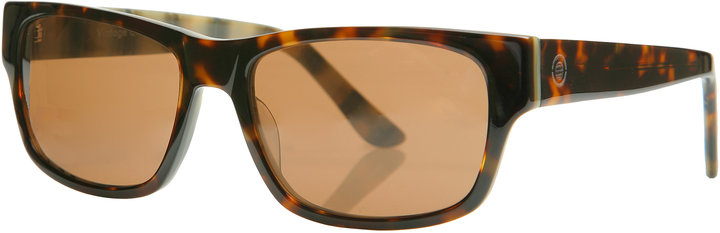 Tortoise 50's Retro Sunglasses