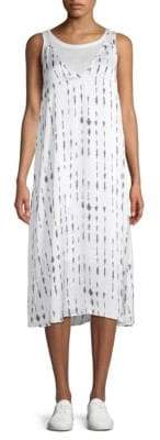 Kenneth Cole Printed Tank Dress