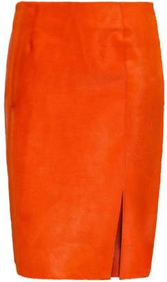 Diane von Furstenberg Calf Hair Skirt