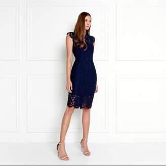 Rachel Zoe Suzette Lace Mini Dress
