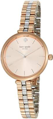 Kate Spade new york Women's Holland 1YRU0860 Stainless-Steel Quartz Watch