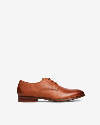 Express Leather Casual Oxford Dress Shoes