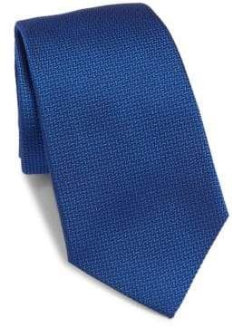 Giorgio Armani Textured Silk Tie