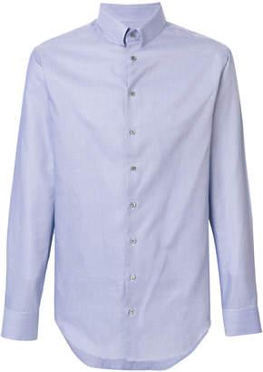Giorgio Armani textured shirt