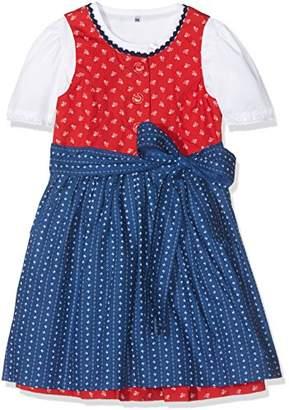 Berwin & Wolff Baby Girls' 576639 Dirndl,9-12 Months