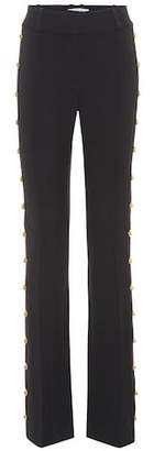 Veronica Beard Lennox high-waisted trousers