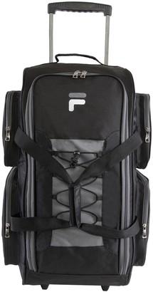Fila 26-Inch Wheeled Duffel Bag